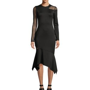 Authentic Alice + Olivia black dress